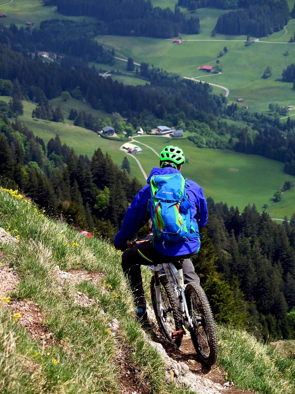 dağ bisikleti tercihi