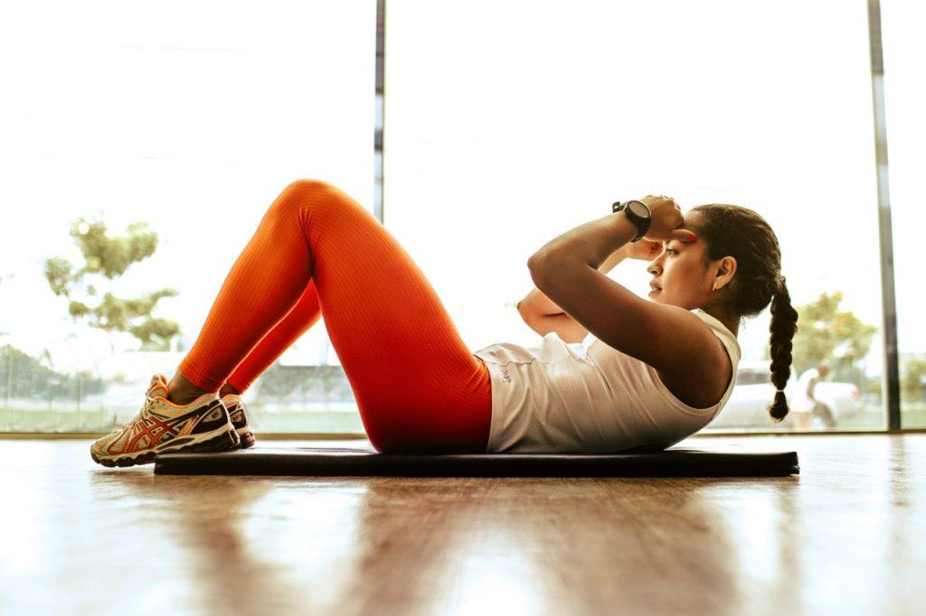 Evde yapabileceğiniz keyifli aktiviteler spor